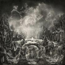 Ghost Town by yaroslav-gerzhedovich
