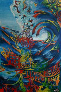 Spirit Water von Deane John Schouw