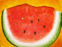 watermelon by Anna Ivanova