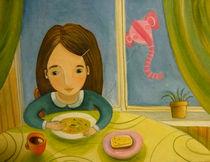 dinner by Anna Ivanova