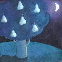moon pears by Anna Ivanova