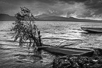 Patzcuaro Lake (idyll) von Ricardo Segovia