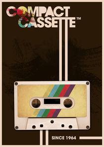 Compact Cassette von Roxana Vazquez