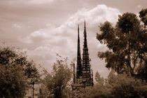 Watts Towers, East Los Angeles, California von Brian  Leng