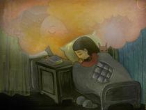 dreaming by Anna Ivanova