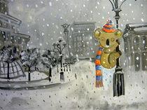 Koala in Kiev by Anna Ivanova