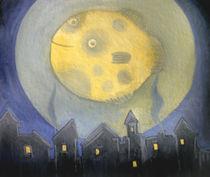 moon fish von Anna Ivanova