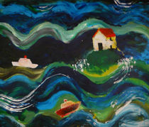 the storm von Anna Ivanova