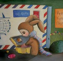rabbit by Anna Ivanova