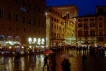 Florence at Night von Brian  Leng