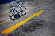 arrow & bike by Ufo Budiarius Anwar