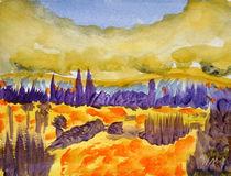Herbstfantasie von Manfred Waldner