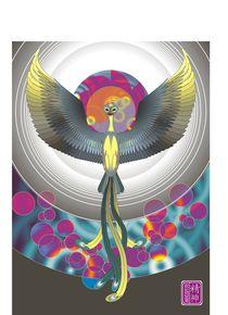 Phoenix by Verna Jiu