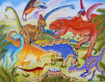 Dinosaurs by Ruth Baker