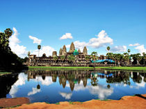 Angkor Wat by Jack Knight