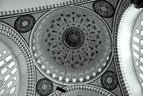 Mosque Dome by Dean Harte