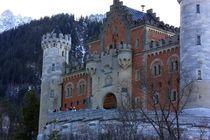 Neuschwanstein Castle von Emily Fancher