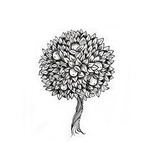 tree by Anna Ivanova