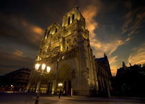 Notre Dame by Mal Smith