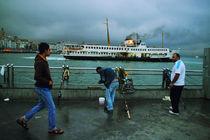 fishing in eminonu by doppelganger .