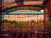 Hauptbahnhof Berlin von Thomas Brandt