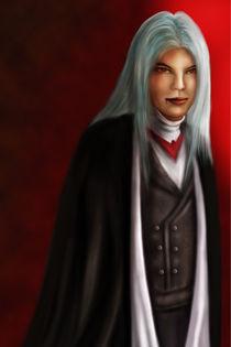 KING of VAMPIRE by HENNY PURWADI