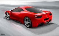 Ferrari von Daniel Holdback