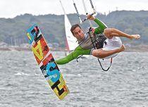 Kite Surfer von mjparmy