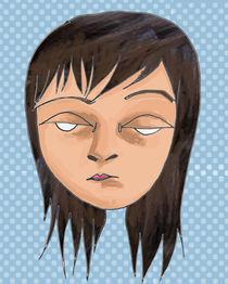 Self portrait by ello-elle