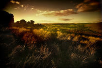 Dartmoor Sunrise von Mal Smith