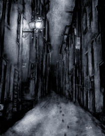 Stockholm by Night by Tina Engström