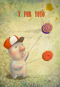 """Y for YoYo"" by Koanne Ko"