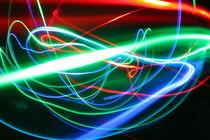 Jumping lights by Alex Voorloop