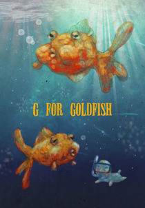 """G for Goldfish""  von Koanne Ko"