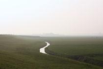 The Dutch flat landscape by Alex Voorloop