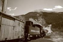 Silverton rail by Danai Molocha