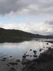 Iceland blue von Danai Molocha
