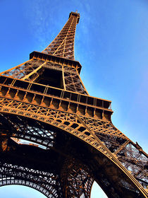 Eiffel Tower von Jack Knight