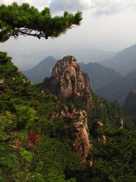 Yellow-mountain
