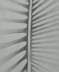 abstrakte Formgebung V von Katja Finke