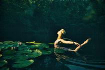 surreal existence of dryads by Malgorzata Topolska