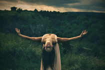 Lady of the canyon by Malgorzata Topolska