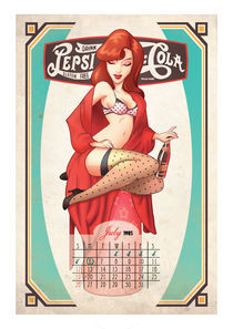 Sexy Calendar von Christian S