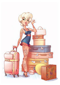 Rockabilly Marilyn von Christian S
