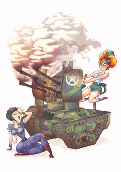 Chica-tank