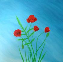 Poppies von farbklecks
