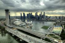 Singapur von Roland Spiegler