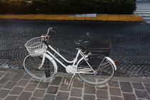 The white bike.  by Gordan Bakovic