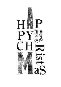 Happy Christmas von Johanna Fernihough