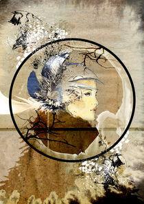 Feathers 1 by Johanna Fernihough